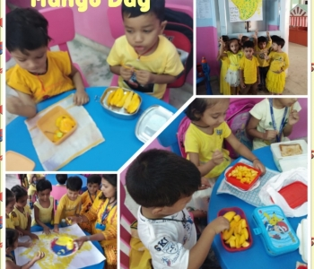 Yellow Day Celebration