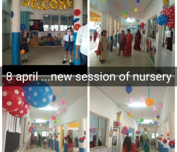 New Session Of School (8 April 2019)