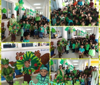 Green Day Celebration