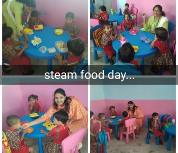 Steam Food day